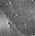 1988 aerial view of Gualala Estuary
